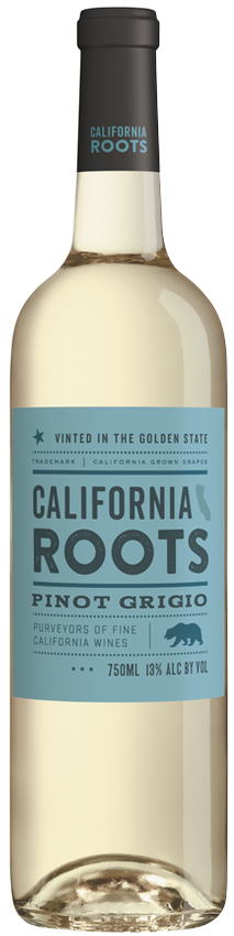 California Roots Pinot Grigio 2017