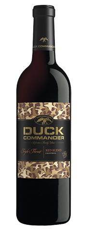 Duck Commander 'Triple Threat' Red Blend 2013