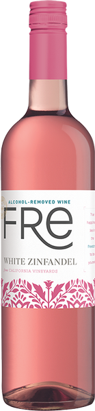 Fre Alcohol-Removed White Zinfandel