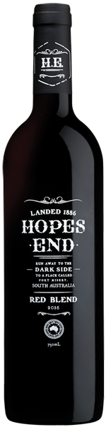 Hopes End Red Blend 2016