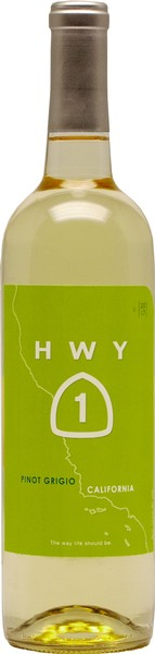 Highway One Pinot Grigio 2017 Image