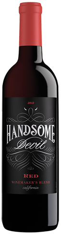 Handsome Devil Red Blend 2014