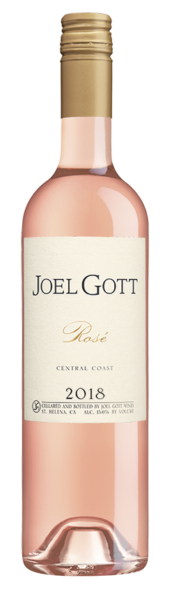 Joel Gott Central Coast Rosé 2018