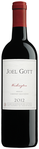 Joel Gott Washington Red 2012