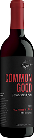 Newman's Own Common Good Red Blend 2014 Image
