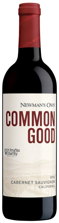 Newman's Own Common Good Cabernet Sauvignon 2017
