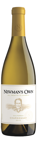 Newman's Own Chardonnay 2012