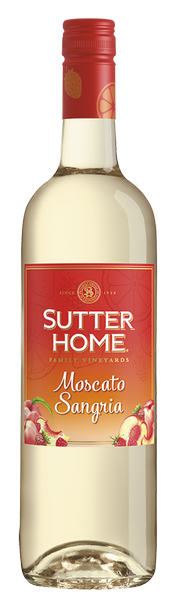 Sutter Home Moscato Sangria 750 mL