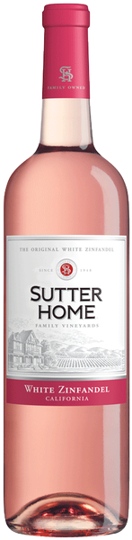 Sutter Home White Zinfandel 750mL Image