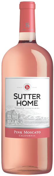 Sutter Home Pink Moscato 1.5L