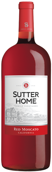 Sutter Home Red Moscato 1.5L