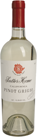 Sutter Home Retro Pinot Grigio 2015 750 mL Image