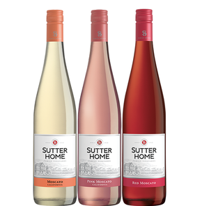 3-Bottle Sutter Home Moscato Pack