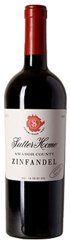 Sutter Home Retro Zinfandel 2011 750 mL Image
