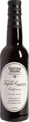 Sutter Home Triple Cream Sherry 375 mL Image