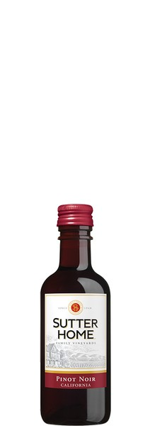 Sutter Home Pinot Noir 187mL