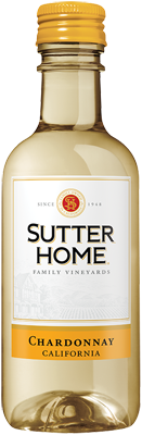 Sutter Home Chardonnay 187 mL
