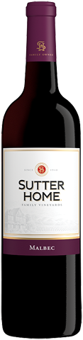 Sutter Home Malbec 750 mL Image