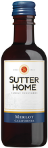Sutter Home Merlot 187 mL Image