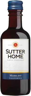 Sutter Home Merlot 187 mL