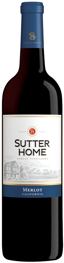 Sutter Home Merlot 750 mL Image