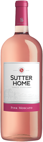 Sutter Home Pink Moscato 1.5 L