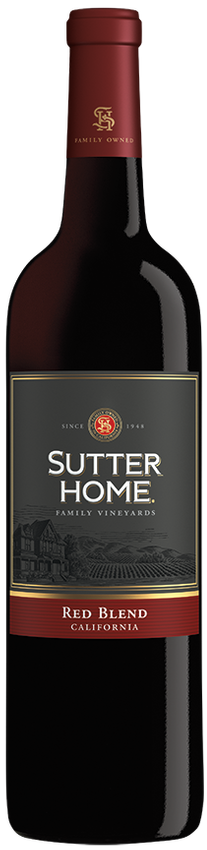 Sutter Home Red Blend 750 mL Image