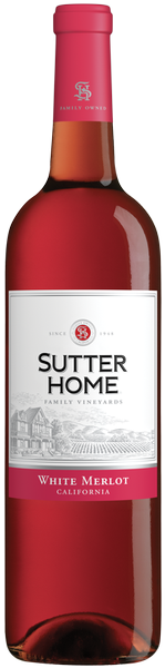 Sutter Home White Merlot 750 mL Image