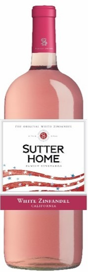 Sutter Home White Zinfandel Summer Sippers 1.5 L