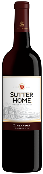 Sutter Home Zinfandel 750mL Image