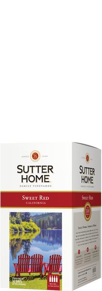 Sutter Home Sweet Red 3L