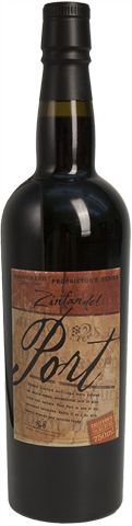 Proprietors Series Zinfandel Port