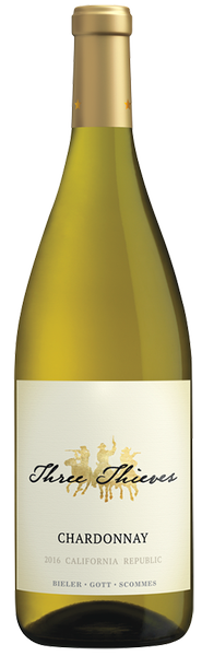 Three Thieves Chardonnay 2017