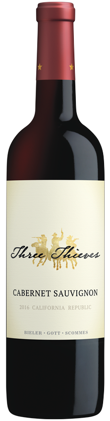 Three Thieves Cabernet Sauvignon 2016