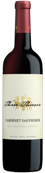 Three Thieves Cabernet Sauvignon 2017