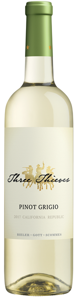 Three Thieves Pinot Grigio 2018