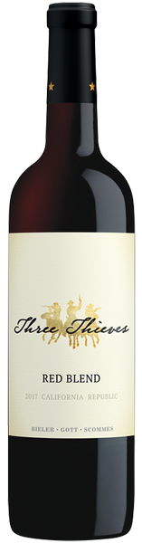Three Thieves Red Blend 2018
