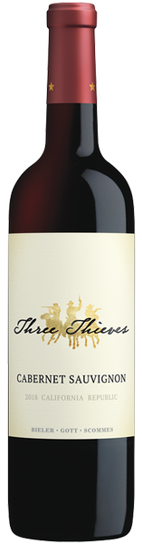 Three Thieves Cabernet Sauvignon 2018