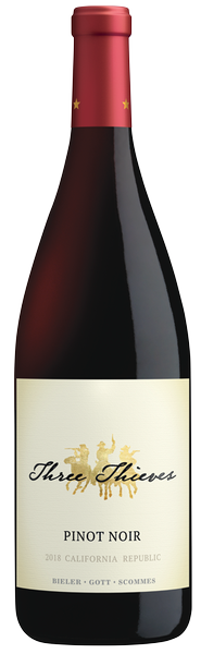 Three Thieves Pinot Noir 2018