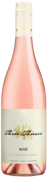 Three Thieves Rosé 2018