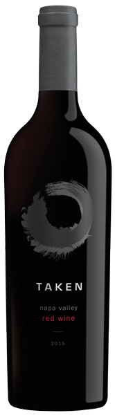 Taken Red Blend 2015 Image