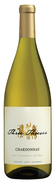 Three Thieves Chardonnay 2016 NP