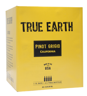 True Earth Pinot Grigio 3L