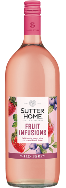 Sutter Home Fruit Infusions Wild Berry 1.5L